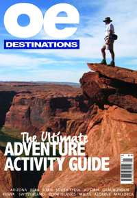 Outdoor Enthusiast: Destinations 2010